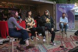 Da sinistra Nacci, Fantin, Colasanti e Falcini - foto Starfooker