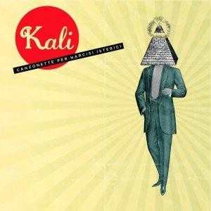 album Canzonette per narcisi isterici - Ep - Kali