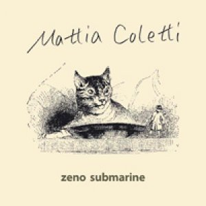 album ZENO SUBMARINE - Mattia Coletti