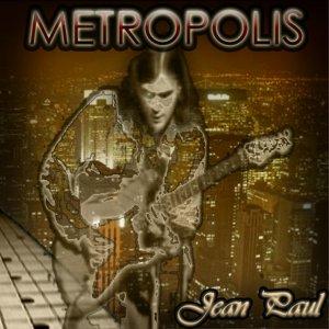 album Metropolis - Jean Paul Agnesod