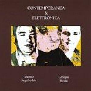 album Contemporanea & Elettronica [W/ Matteo Segafreddo] - Giorgio Binda