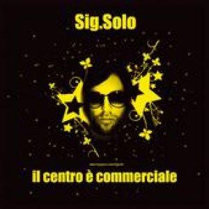 album Il centro è commerciale - Sig. Solo