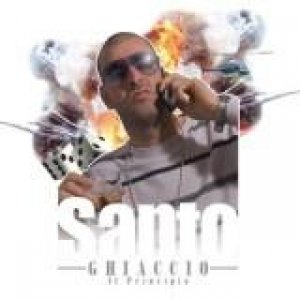 album Ghiaccio - Il Principio - Santo Trafficante
