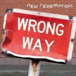 album Wrong Way - New Redemption