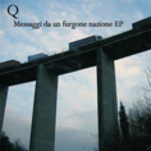 album Messaggi da un furgone nazione EP - Filo Q