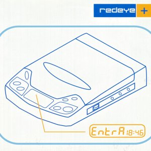 album Entra (cd single) - Red Eye