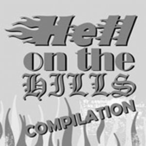 album Hell On The Hills Compilation - Split