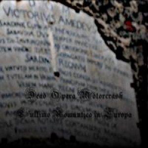 album L'ultimo Romantico In Europa - I Conigli Antropomorfi