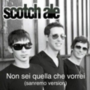 album Non Sei Quella che Vorrei (sanremo.59 version) - Scotch Ale