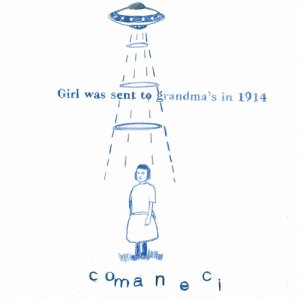 album Girls Was Sent To Grandma's In 1914 - Comaneci