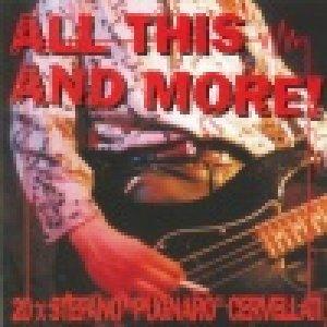 album All this and more! 20 x Pugnaro Cervellati - Split