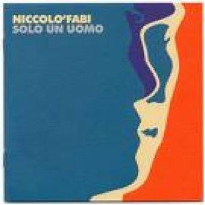 album Solo un uomo - Niccolò Fabi