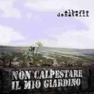 album Non calpestare il mio giardino - Alberto Donatelli