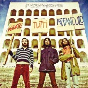 album Andate Tutti Affanculo - The Zen Circus