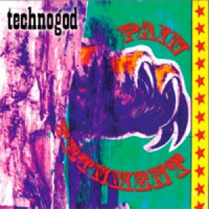 album Pain trtn ment - Technogod