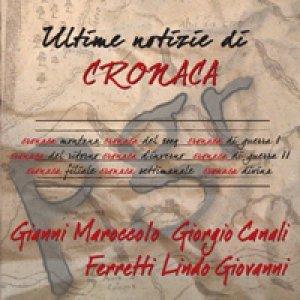 album Ultime Notizie Di Cronaca - Per Grazia Ricevuta (PGR)