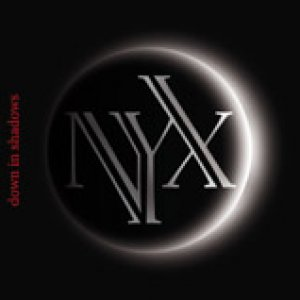 album Down in Shadows - feat. Trey Gunn & David Jackson - N.y.X