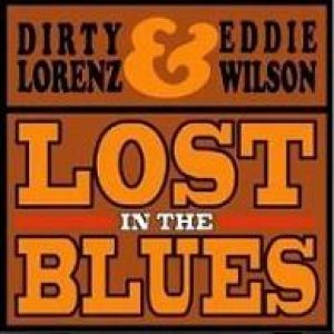 album Lost in the Blues - LORENZ ZADRO