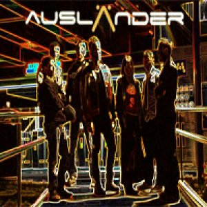 album Auslander - Auslander