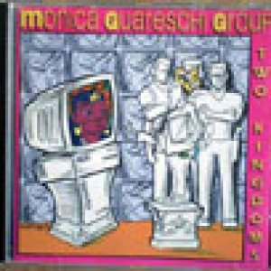album Two Kingdoms - Monica Guareschi