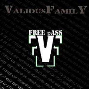 album FREE pASS - Validus Family