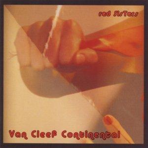 album Red Sisters - Van Cleef Continental