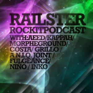 album Rockit Podcast - Railster