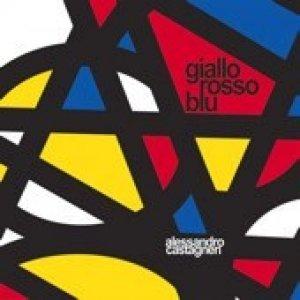 album Giallo Rosso Blu - Alessandro Castagneri