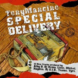 album Special Delivery - Tony Mancino