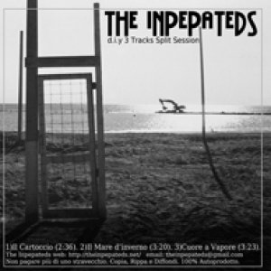 album DIY 3 tracks split sessions - The Inpepateds