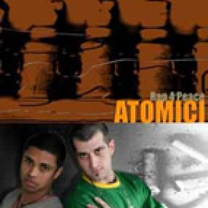 album RAP FOR PEACE - ATOMICI