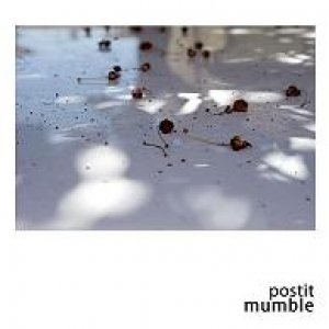album Mumble - postit