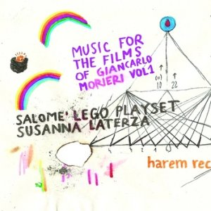album Salome Lego Playset & Susanna Laterza, Music for the Films o - Salome Lego Playset