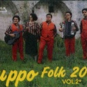 album Volume 2 - Gruppo Folk 2000