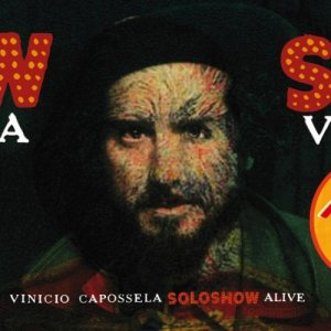 album Solo Show Alive - Vinicio Capossela