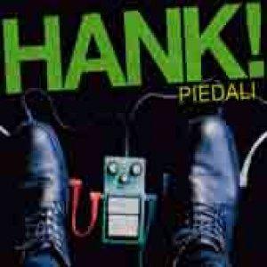 album Piedali - HANK!