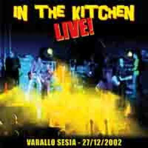 album Live! - In the Kitchen