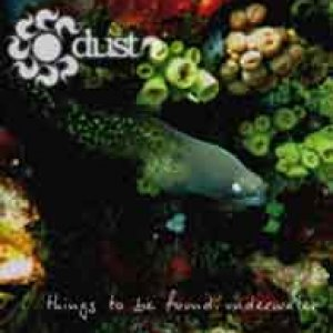 album Things To Be Found Underwater - Dust