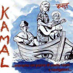 album Eravamo un paese di poeti, santi e navigatori... - Kamal
