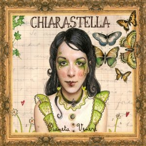 album Pianeta Venere - Chiarastella