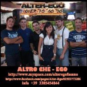album Altro che - Ego - Alter-Ego
