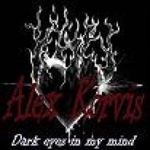 album Dark eyes in my mind - Alex Korvis
