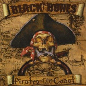 album Pirates of the coast - BLACK BONES