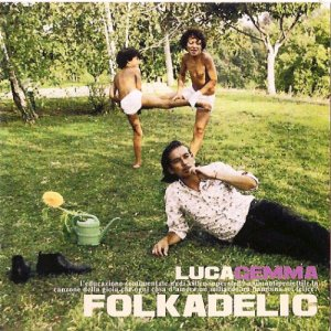 album Folkadelic - Luca Gemma