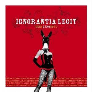album DemoZeroNove - Ignorantia Legit