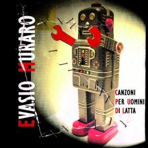 album Canzoni per uomini di latta - Evasio Muraro
