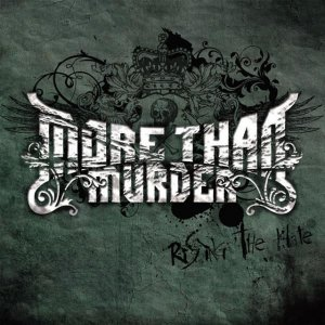 album Rising the hate - More Than Murder