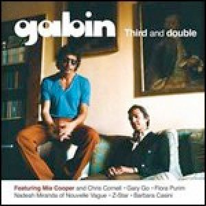 album Third and double - Gabin