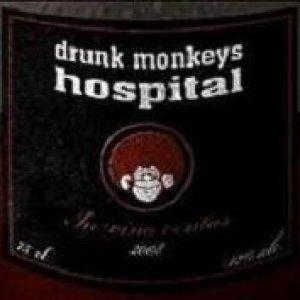 album in vino veritas - drunk monkeys hospital