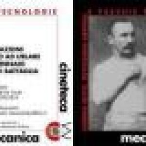album Cinema muto, deviazioni mentali e vecchie tecnologie - CINETECA MECCANICA
